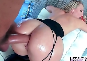 Deep Anal Intercorse With Naughty Big Oiled Butt Girl (AJ Applegate) movie-04