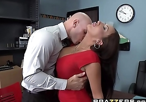 Brazzers - Big Tits at Work -  Calling In A Dick Day scene starring Richelle Ryan and Johnny Sins