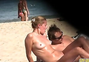 Real Amateur NUDIST Beach Close-Up Voyeur xxxsexy.club