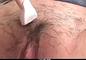 Cutie Hina Maeda Gets Her Pussy Shaved Bare - From JAVz.se