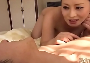 Asian Beauty Loves To Concerning The Cock Deep Respecting Her Tree Video