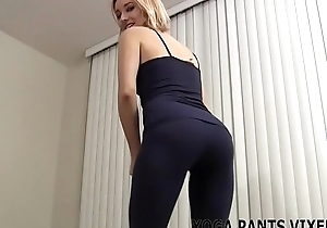 You can watch me hack my daily yoga routine JOI