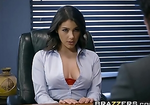 Brazzers - Big Tits at Work -  Pushing Boundaries scene capital funds Valentina Nappi and Charles Dera