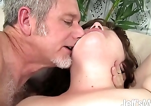 Fat ass Cherie A Lunas spreads her cheeks after a long time being fucked