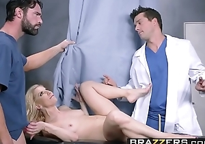 Brazzers - Doctor Adventures -  Shes Crazy For Cock Faithfulness 2 scene starring Ashley Fires, Charles Dera