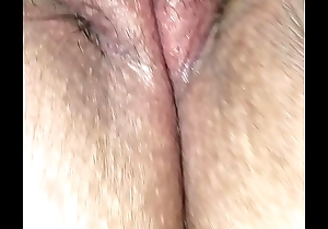 Playing with my pussy for my hubby