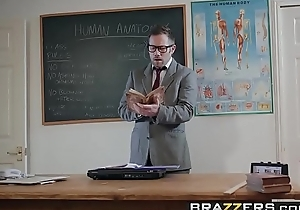 Brazzers - Big Tits at School -  Good breeding The Hard Way scene starring Roxxy Lea &amp_ Freddy Flavas