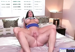 Busty Lovely Housewife (Veronica Rayne) In Hardcore Sex Act video-30