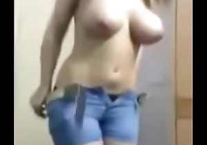 Desi Girl Boobs Show
