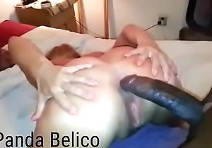 Wife Squirts on BBC while Cockold Films