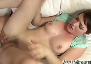 Amateur girlfriend assfucked while clitrubbed